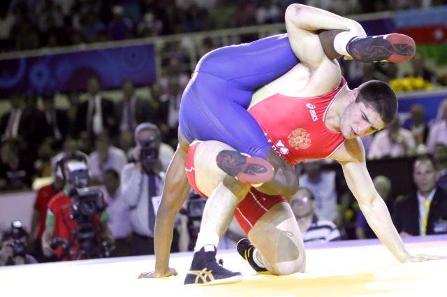 Новые победы начемпионате РФ повольной борьбе
