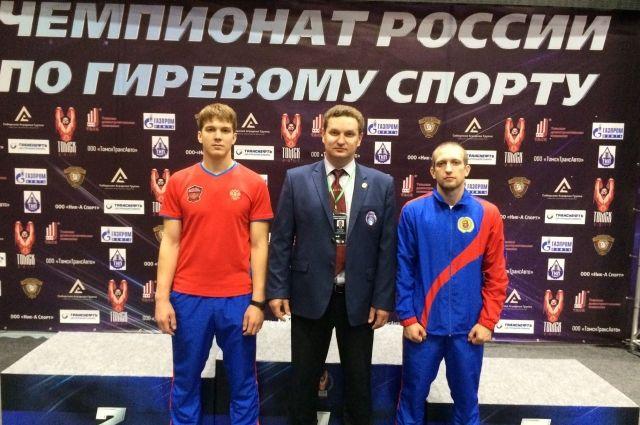 Федерация гиревого спорта Ростовской области входит в восьмёрку сильнейших в стране.