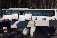 В результате аварии пострадало 15 человек