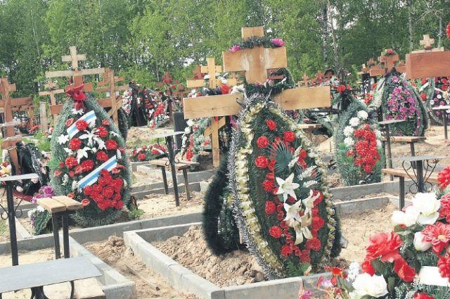 Три новых кладбища откроют вНижнем Новгороде