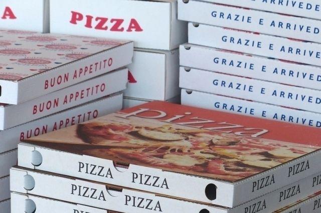 ВБрянске УФАС наказала службу доставки пиццы