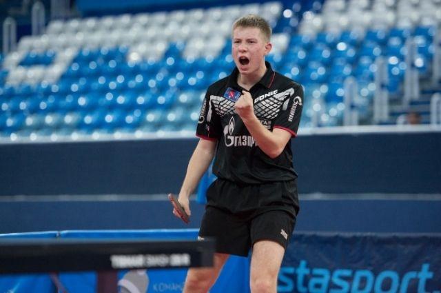 Оренбургский теннисист едет на юношеское первенство Европы