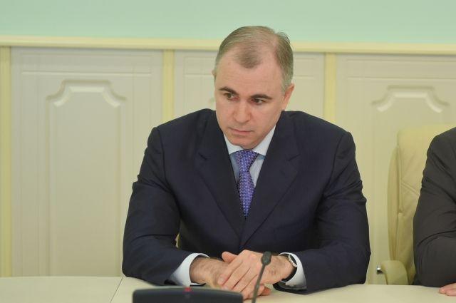 Управляющим администрации главы иКабминаРА назначен Мурат Тхакушинов
