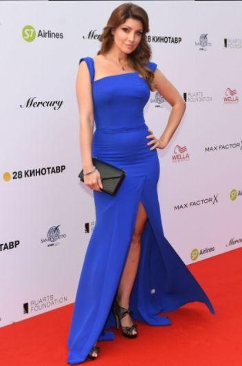 Актриса Анастасия Макеева, уроженка Краснодара.