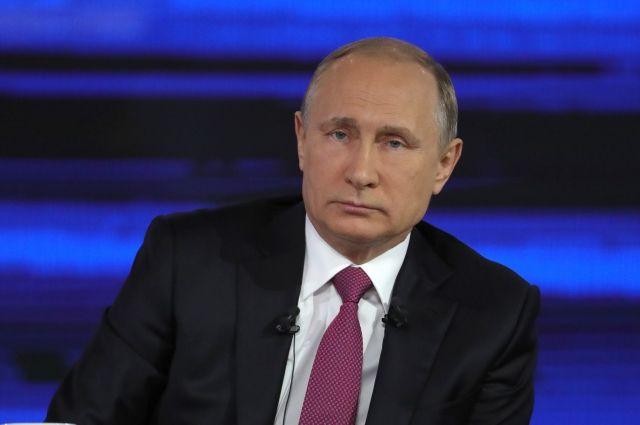 Рождаемость в РФ растет скорее, чем вевропейских странах — Путин