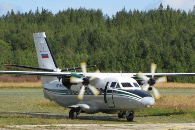 Минтранс Архангельской области прикупил пару маленьких самолетов