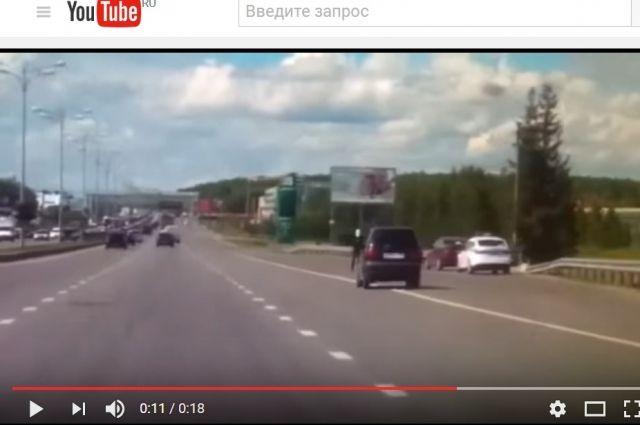 Смертельное ДТП вКазани: умер  один человек