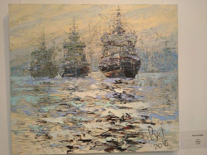 Дмитрий Кустанович вошел в историю живописи как художник, ставший основателем нового стиля живописи - пространственный реализм.
