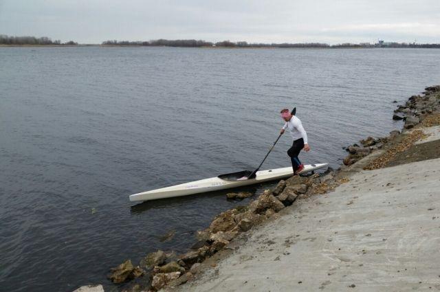 Новоуренгойцы сплавятся на байдарках во время спортивных соревнований