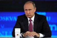 Президент ответил на вопросы россиян
