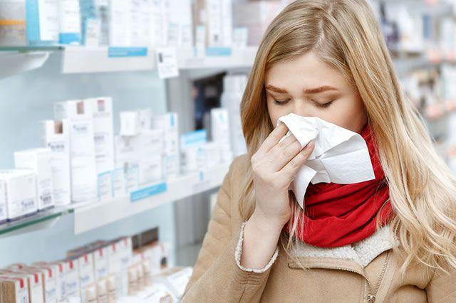 Покупатель с аллергией. Какие препараты ему посоветовать