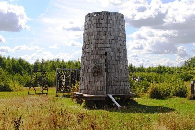 В «Белокурихе-2» «приземлится» космический корабль