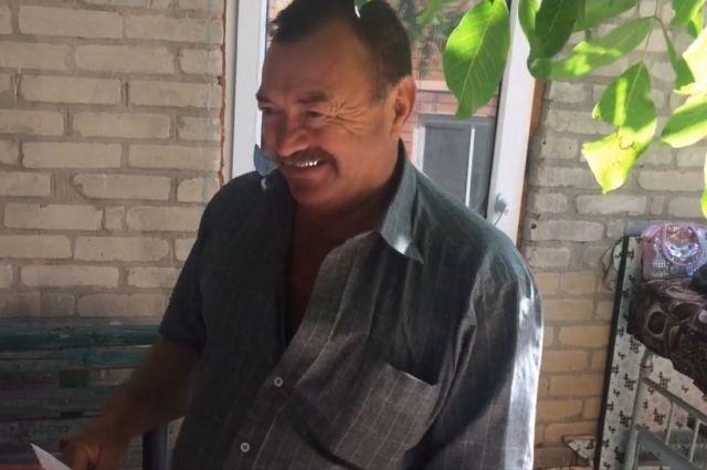 Пётр Студеникин, работающий на скорой помощи в Новочеркасске, оказался в неординарной ситуации.