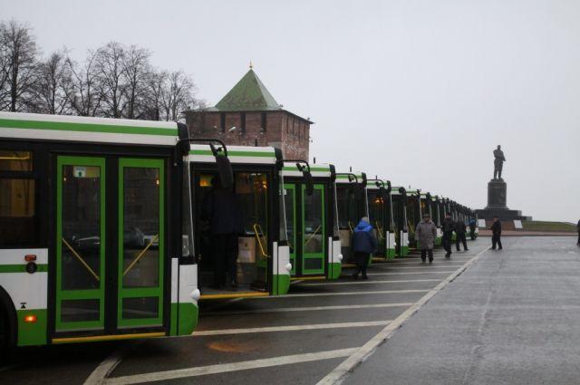 ВНижнем Новгороде автобусы №Т-83 изменяют собственный маршрут