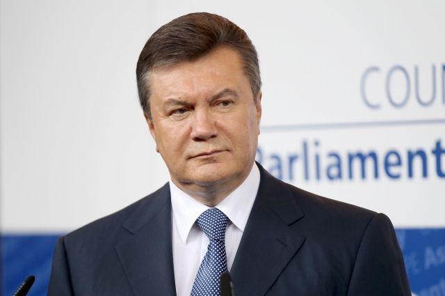 Рассмотрение дела пообвинению Януковича вгосизмене назначено на26июня