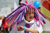 Фестиваль «АлтайФест» проходит на Сибирском подворье.