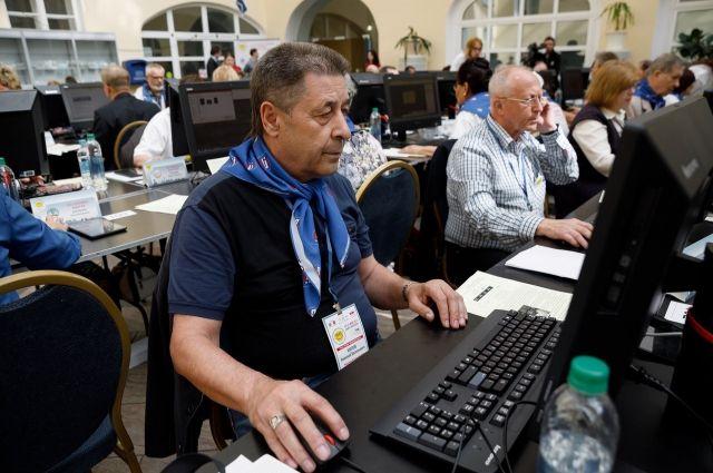 Чемпионат по компьютерному многоборью был разделён на