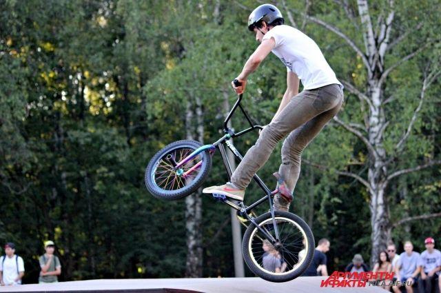 В Оренбурге из бюджета выделят деньги на ремонт скейт-парка