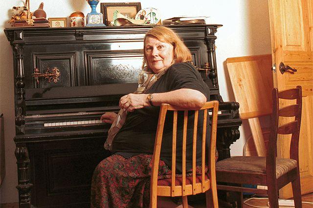 Людмила Иванова. 2002 год.
