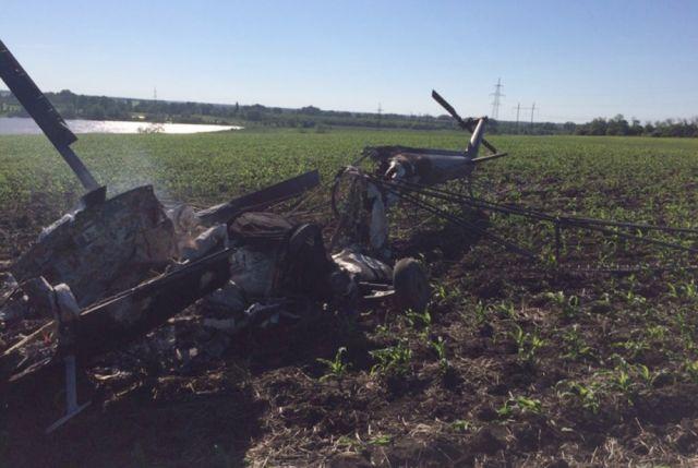 Два вертолета упали на юге России с разницей в один день.
