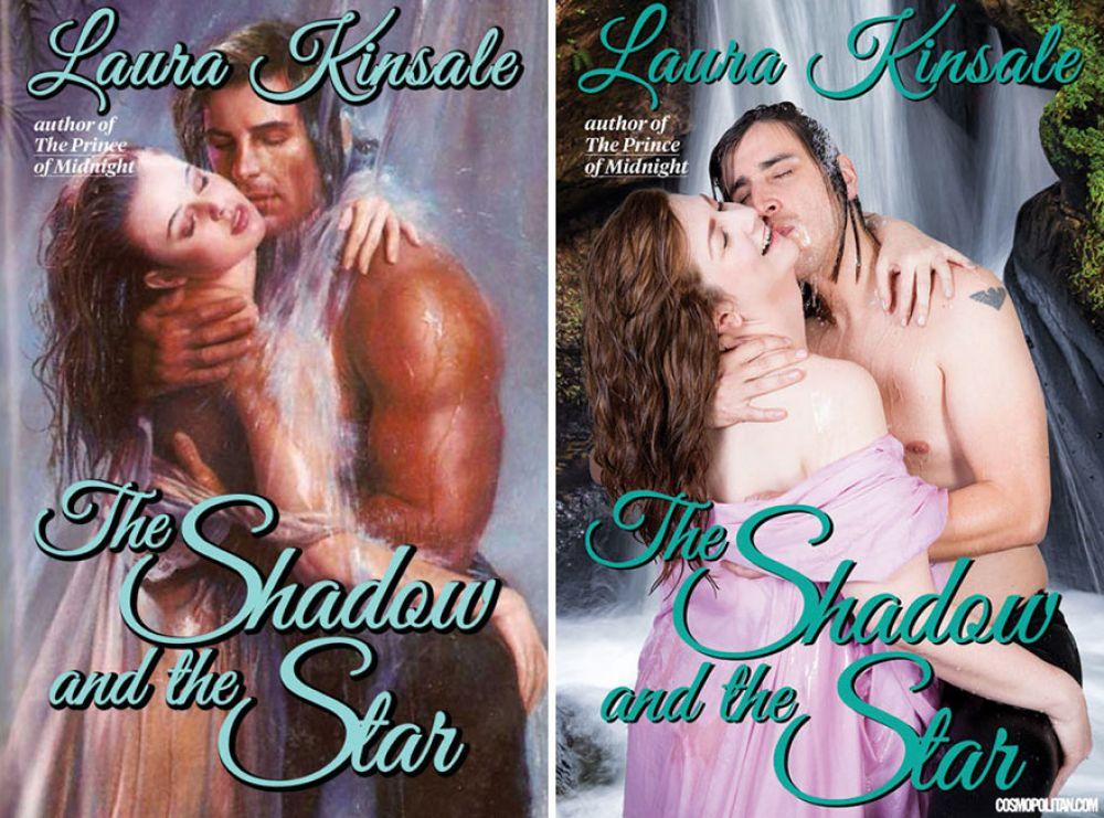 «Тень и звезда» Лауры Кинсейл