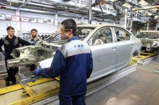 Планируется расширить производство автомобилей Volkswagen и Škoda