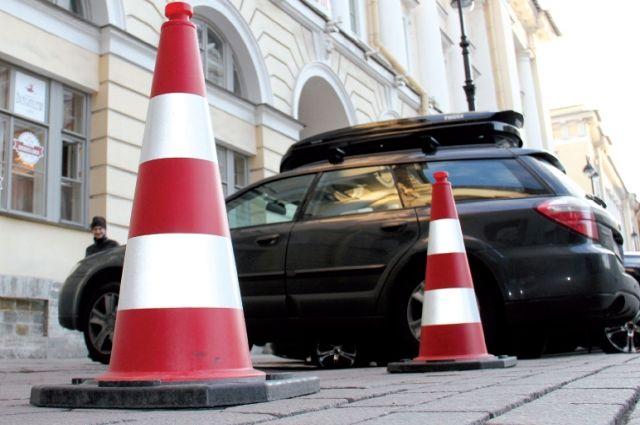 Для болельщиков-автомобилистов организуют бесплатные парковки