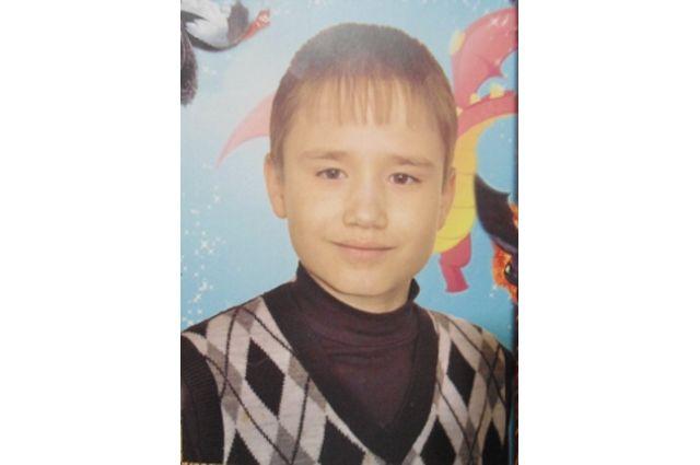 Внимание! В Тюменской области пропал ребенок