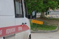В Тюмени машина сбила ребенка, он впал в кому