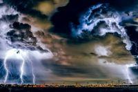 Гроза и штормовой ветер - тюменцы в ужасе от «игр стихии»