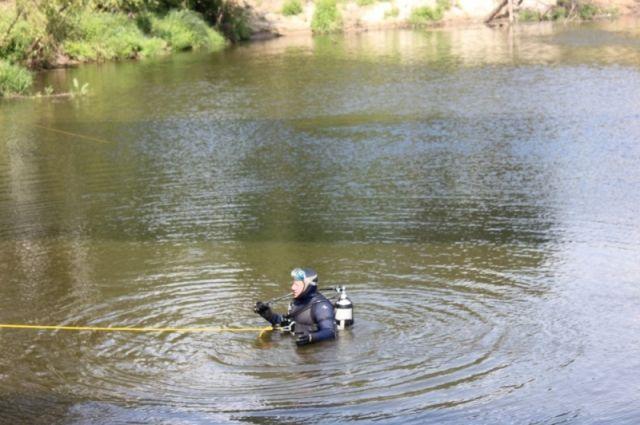 Под Новосибирском водолазы выловили тело неизвестного 40-летнего мужчины