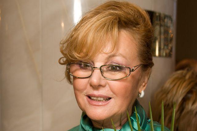 Наталья Селезнёва.