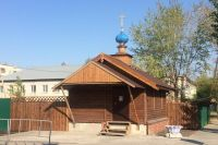 В ямальском посёлке Пельвож освятили храм-часовню