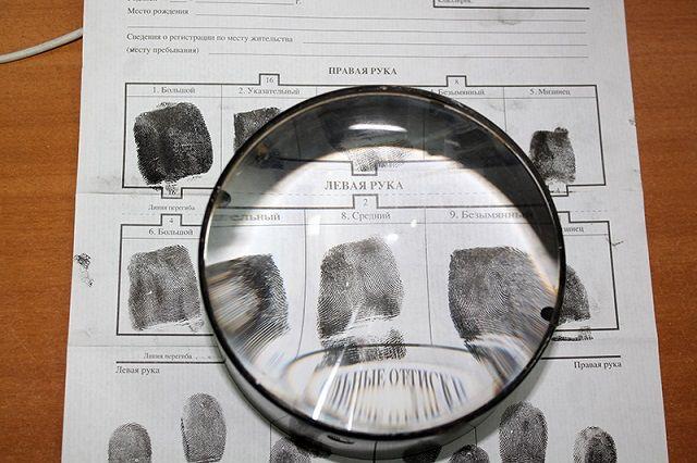 Жители Нового Уренгоя могут бесплатно сдать свои отпечатки пальцев