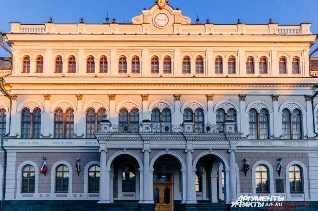 Управляющим  дирекции парков искверов казанского исполкома стала Алсу Карякина