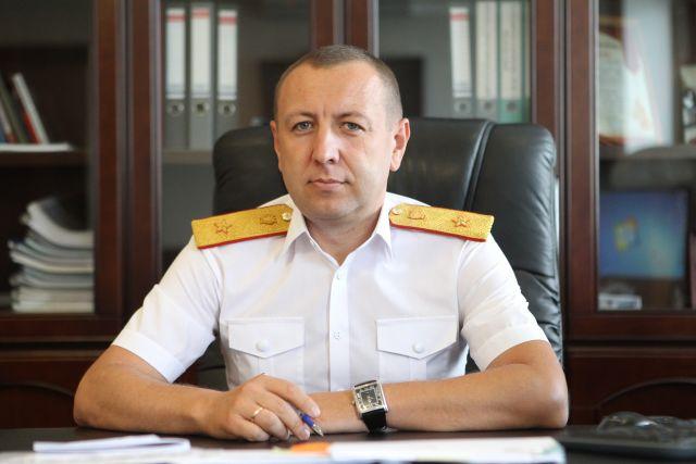 НаСтаврополье майора юстиции назначили главой регионального СКР