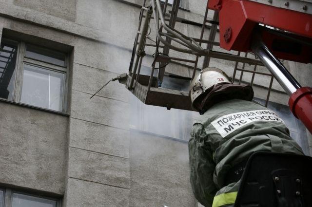 17-летняя девушка погибла напожаре вЗаволжье