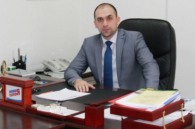 Заур Курбанов назначен заместителем руководителя администрации главы и руководства Дагестана