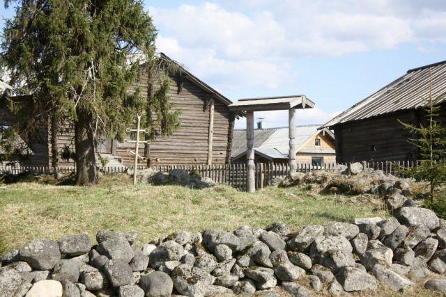 Кинерма оказалась в пятерке самых популярных деревень России