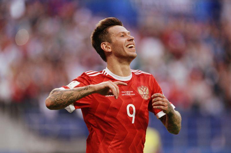 Второй гол на россиян на 69-й минуте забил Фёдор Смолов. Футболист стал лучшим игроком матча Кубка конфедераций-2017 против Новой Зеландии.