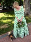 Прежде чем перевоплотиться в Олгу Ильинскую актриса Мария Прыскина попробовала себя в роли дамы с собачкой