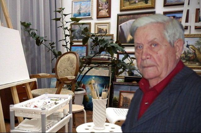 Оренбургскому художнику присвоили звание «Заслуженный художник РФ»