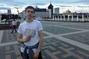 Никита Смирнов два дня караулил сборную Португалии у отеля.