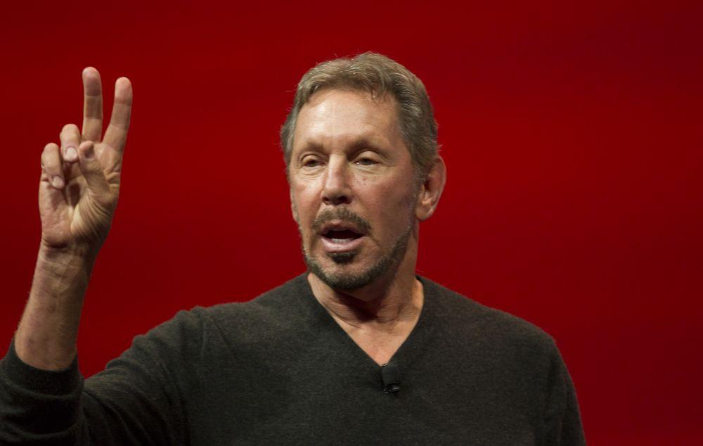 Лоуренс Эллисон - американский бизнесмен, председатель совета директоров и директор по технологиям корпорации Oracle. Состояние оценивается в $54,9 млрд