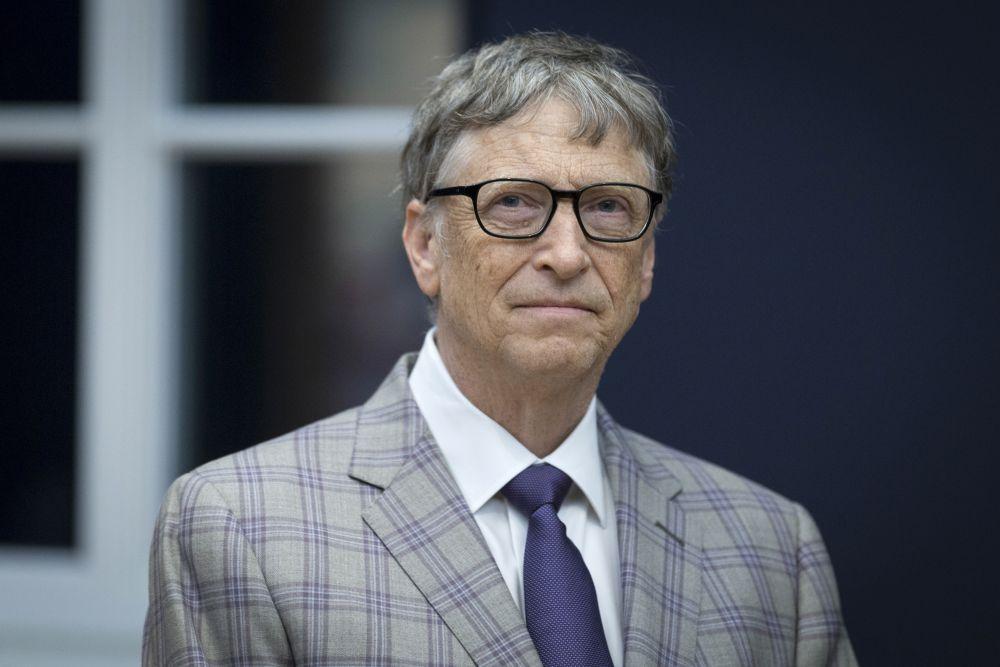 Билл Гейтс - один из создателей Microsoft. Его состояние оценивают в $89,1 млрд