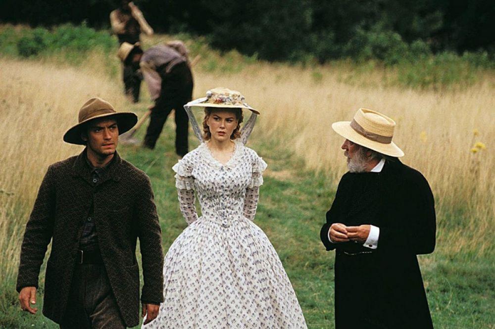 В этому же году на экраны вышла драма Энтони Мингеллы «Холодная гора», где Кидман снялась вместе с Рене Зеллвегер и Джудом Лоу.