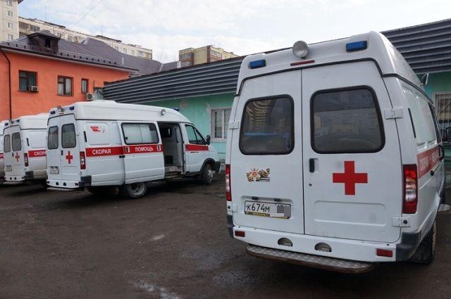 Пешеход умер под колесами скорой помощи вКалининграде