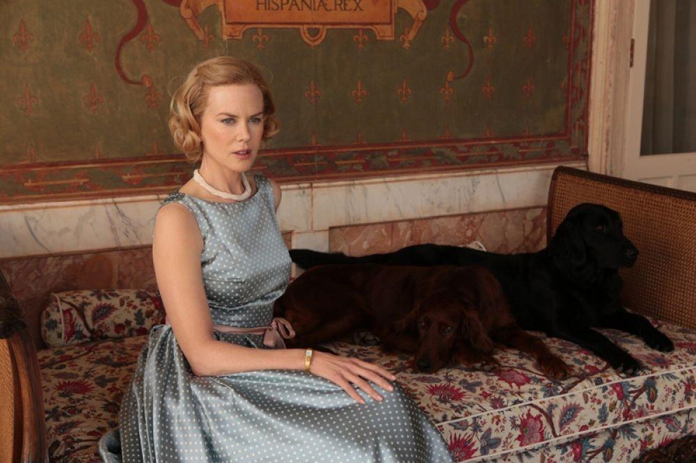 В 2014 году Кидман сыграла роли Грейс Келли в биографическом фильме «Принцесса Монако».