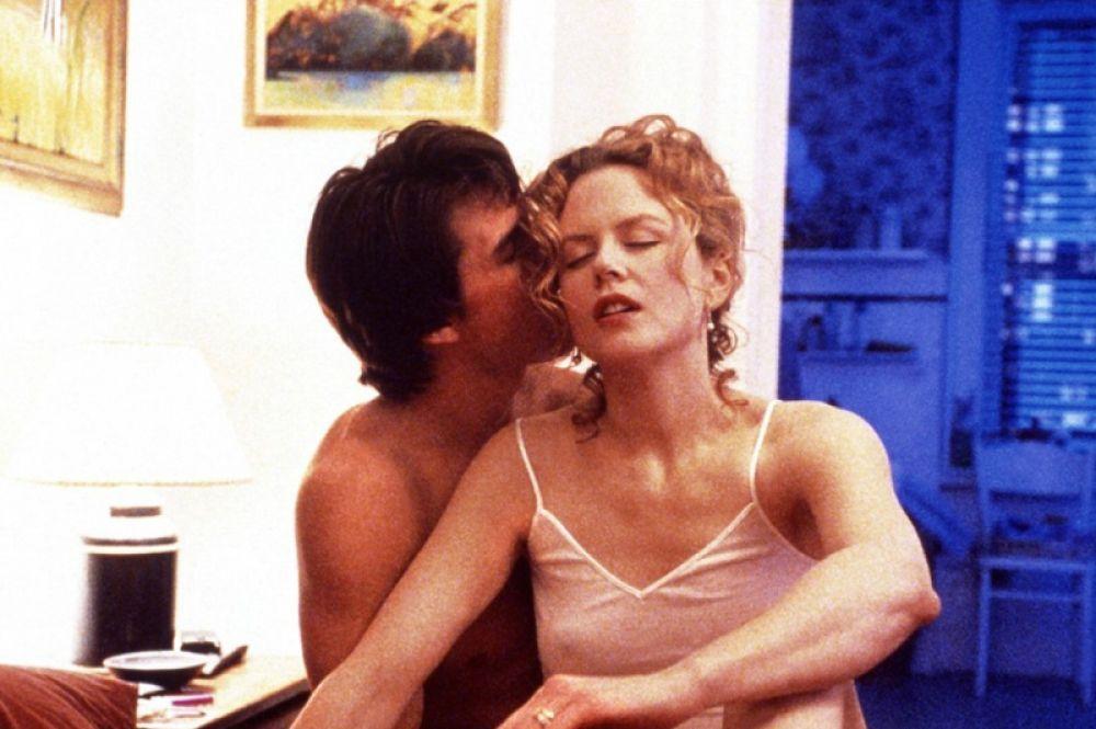 Николь Кидман в фильме Стенли Кубрика «С широко закрытыми глазами» (1999).