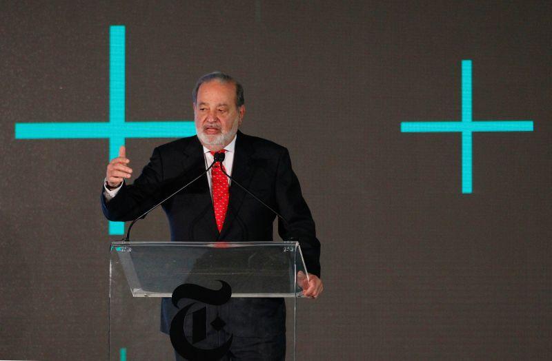 Карлос Слим - мексиканский предприниматель, ливанского происхождения, основным активом которого является холдинговая компания Grupo Carso. Состояние оценивают в $64 млрд